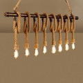Hemp Rope lights