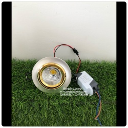 7WATTS GOLDEN LED SPOT LIGHT
